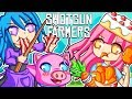 Shotgun Farmers - Protect the derpy PIG at all costs! (Funny Moments)