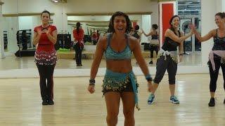 Power of Bhangra  by Snap vs. Motivo Zumba Fitness Choreography