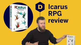 Icarus RPG Review - The most exciting RPG I've played in a long time