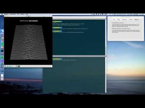 Running Matplotlib GUI in Docker with Mac OS X