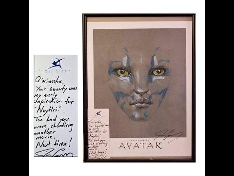 Q'orianka Kilcher - MY ART MY VOICE - EPK