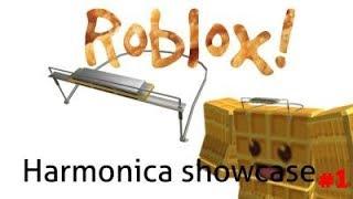 Roblox Hat Showcase: Transient Harmonica