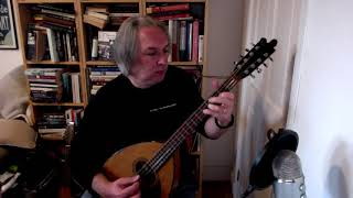 Chief O'Neill's Favourite (hornpipe) on bouzouki