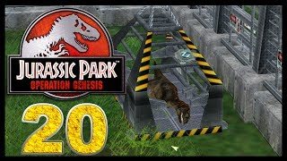 Jurassic Park: Operation Genesis - Episode 20 - Dinosaur Hatchery Station