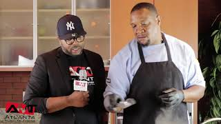 "AMT's ""TOP CHEF'S OF ATLANTA"" EPISODE 1 - CHEF CRAIG V (RAW & UNCUT)"