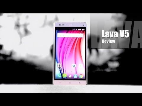 Lava V5 Review
