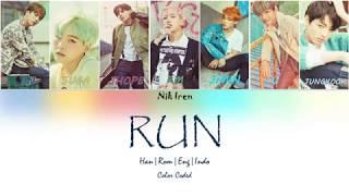 BTS - Run (Sub Indo)