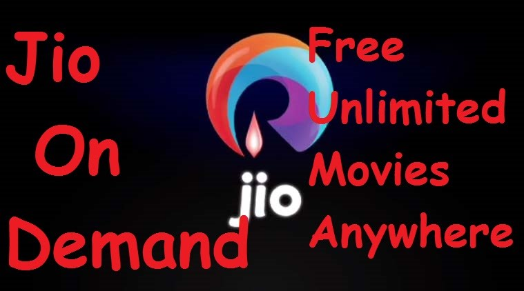 jio on demand unlimited free movies reliance jio 4g youtube. Black Bedroom Furniture Sets. Home Design Ideas