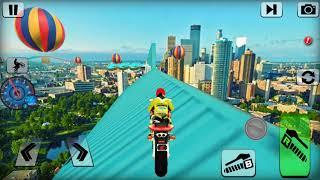 Bike impossible Race 3D Motorcycle Stunts action