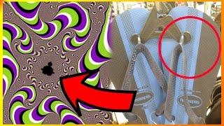 12 Optiske Illusioner Der Snyder Din Hjerne!