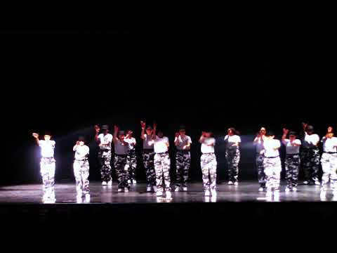 Potomac Falls High School Step Team