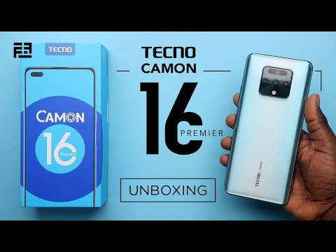 TECNO Camon 16 Premier Unboxing & Quick Review: Should you upgrade?