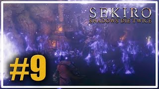 Страхи и ужасы подземелья [Sekiro Shadows Die Twice #9]