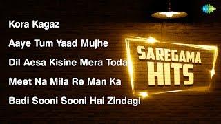 Kora Kagaz | Aaye Tum Yaad | Dil Aesa Kisine | Meet Na Mila | Badi Sooni Sooni