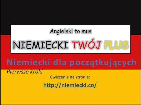 Metody szybkiego zapamiętywania - Angielski to mus, NIEMIECKI TWÓJ PLUS - Niemiecki Gramatyka