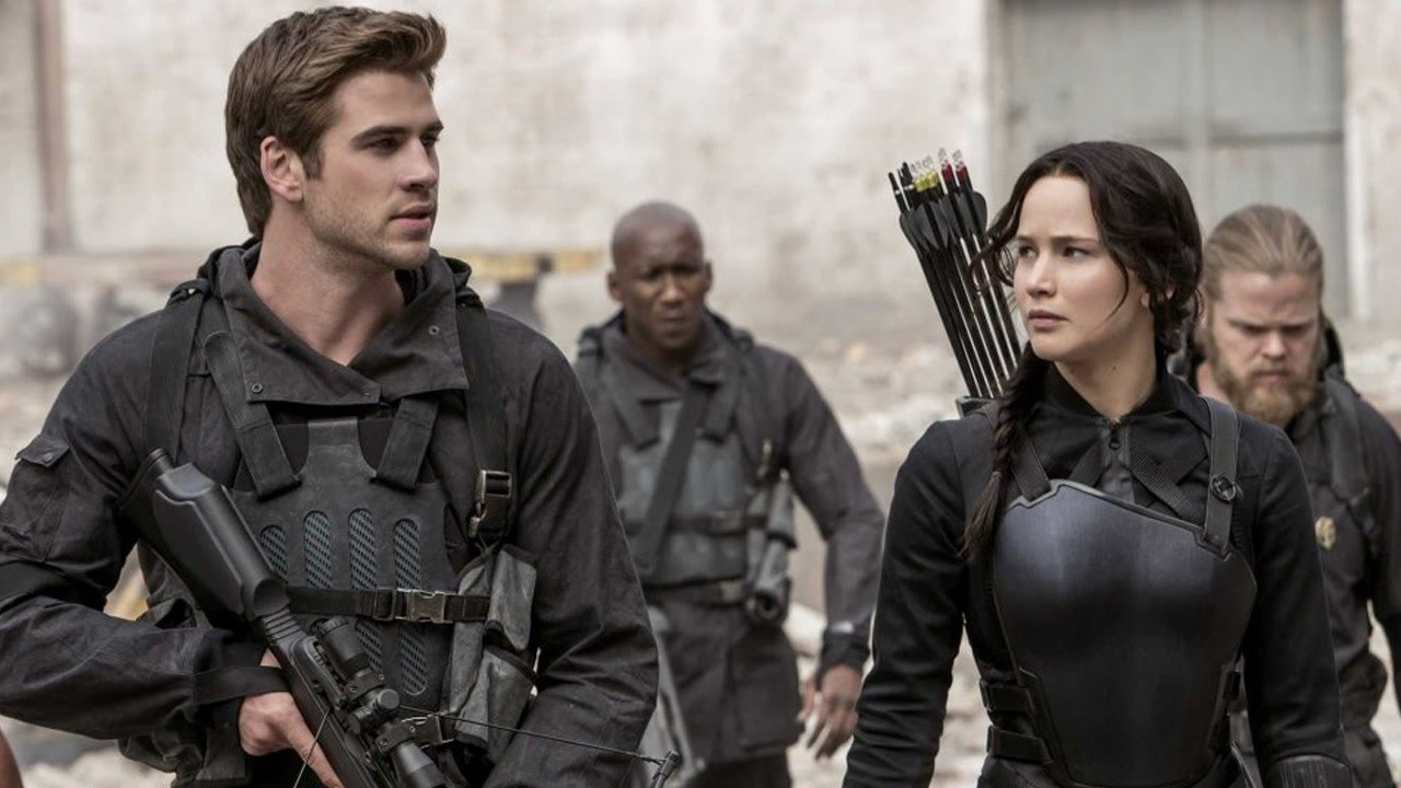 Watch The Hunger Games Mockingjay Part 2 Online Free 123 ...