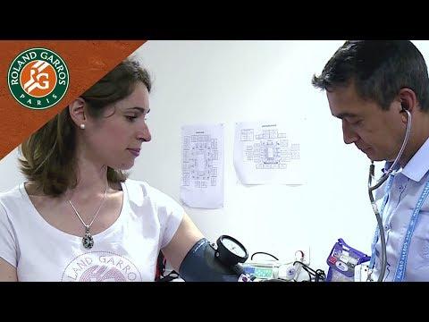 My job of Doctor | Roland-Garros