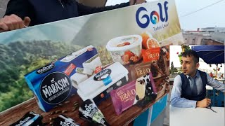 Golf Dondurma Marketlerde Yerini Aldı - ALGİDA BU SENE KAYIP Vlog Turkey