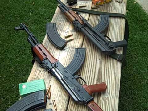 "AK-47: ""The Prefered Weapon Of Your Enemy (TANGOS)..."""