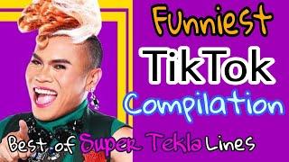 Funniest Tiktok Compilation | Best of Super Tekla Lines
