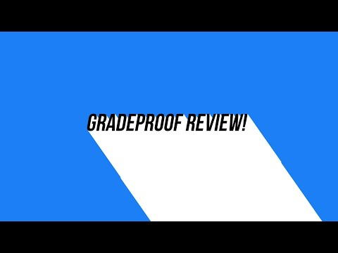 GRADEPROOF - Proofreading with AI (Review)