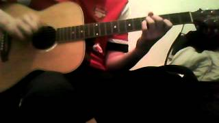 Newton Faulkner - Some People Should Smile More Cover (Guitar Only)