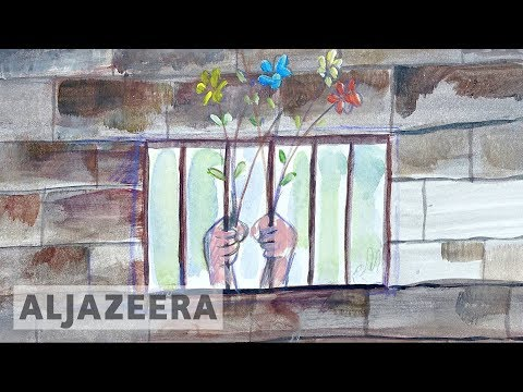 Guantanamo inmates' art displayed in New York