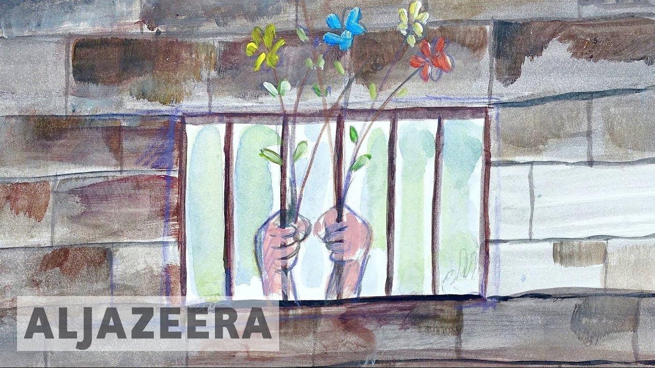Guantanamo inmates' art displayed in New York