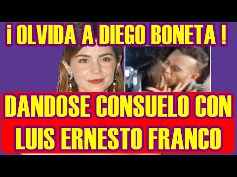 CAMILA SODI OLVIDA a DIEGO BONETA dándose CONSUELO con LUIS ERNESTO FRANCO