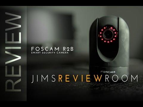 Foscam R2 SMART Security Camera - REVIEW