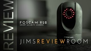Foscam R2 SMART Security Camera - REVIEW