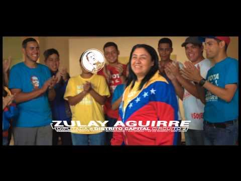 Somos los de Chávez; Karla Jiménez, Víctor Clark, Zulay Aguirre