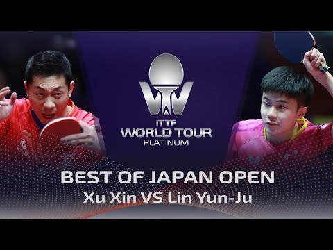 FULL MATCH - Xu Xin vs Lin Yun-Ju (2019) | BEST of Japan Open