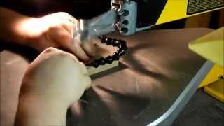 Unboxing The Dewalt 788 Scroll Saw