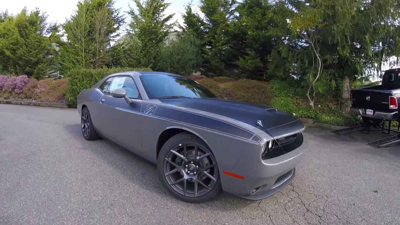 2017 Dodge Challenger T A For Sale Youtube