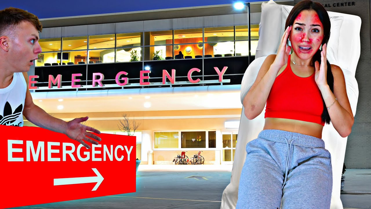 ALLERGIC REACTION SENT ME TO THE EMERGENCY ROOM?!