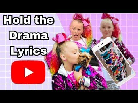 Hold the Drama lyrics