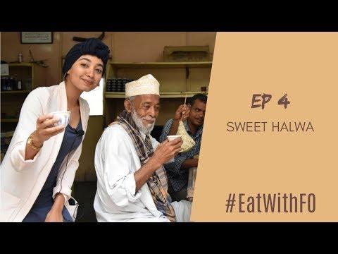 Ep 4. #EatWithF.O | KENYAN STREET FOOD | Sweet Halwa