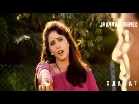 Na kajre ki dhaar ((Jhankar)))HD, Mohra(1994), Sadhana & Pankaj Udhas Jhankar Beats Remix   YouTube