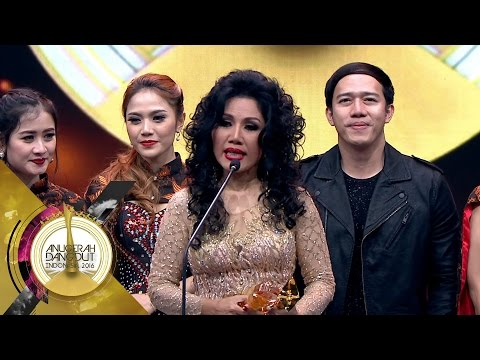 Penyanyi Dangdut Wanita Terbaik