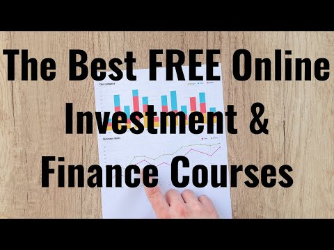 The Best FREE Online Investment & Finance Courses
