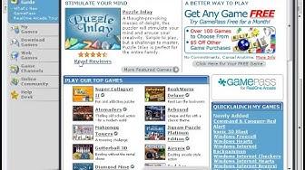 RealOne Arcade (Windows game 2003)