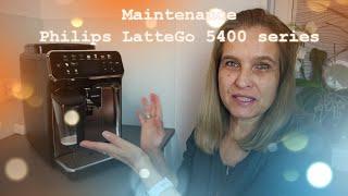 Philips LatteGo 5400 series co…