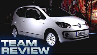 Volkswagen Up Team Review Fifth Gear