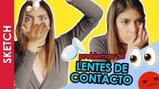 PROBLEMAS DE USAR LENTES DE CONTACTO - Katia Nabil thumbnail