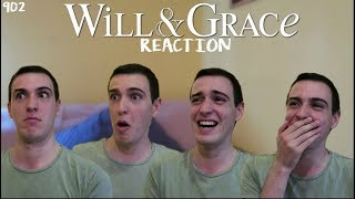 Will and grace reaction // 902 'who's your daddy'