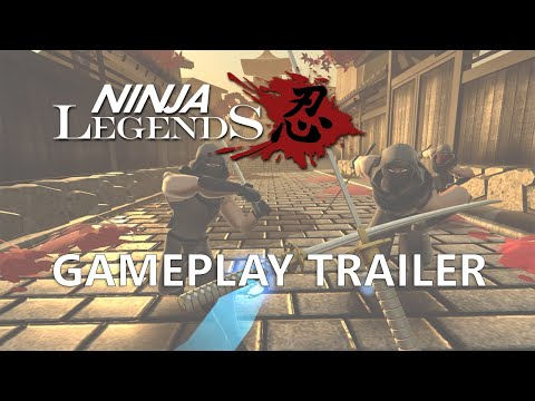 Ninja Legends Gameplay Trailer