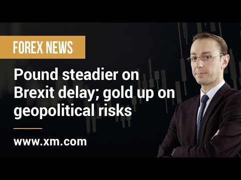 Forex News: 15/03/2019 - Pound steadier on Brexit delay; gold up on geopolitical risks