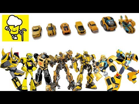 Mini Bumblebee Transformer Robot Truck Toys Robots In Disguise Bumblebee Movie