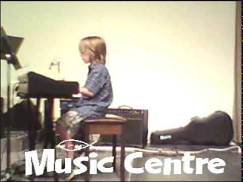 Group Keyboard Lessons Winnipeg Manitoba  Whyte Ridge Music Centre Lessons Piano Student Showcase